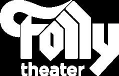 The Folly Theater Logo