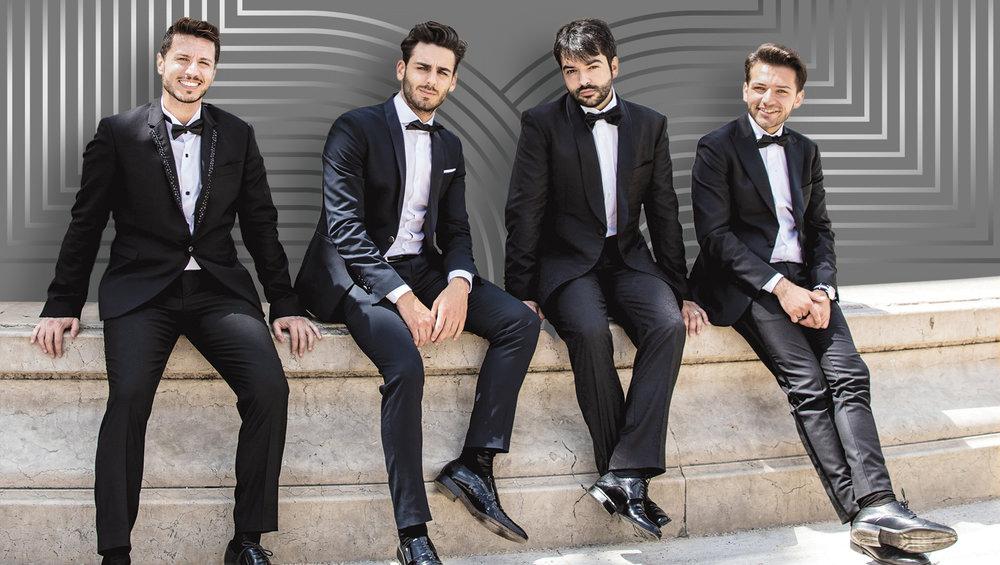 The Four Italian Tenors photo