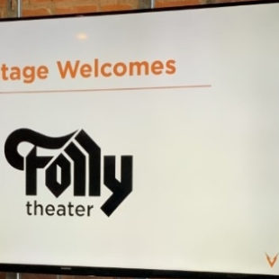 voltage welcomes folly theater